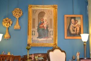 Dipinti Antichità Giovanna Leonini